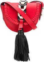 RED Valentino fringed mini bag