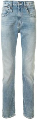 R 13 Luca slim-fit jeans