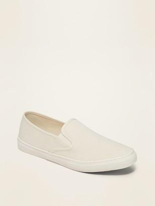 Old Navy Canvas Slip-On Sneakers for Women