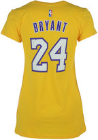 adidas Women's Kobe Bryant Los Angeles Lakers Player T-Shirt