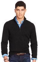 Polo Ralph Lauren Cashmere Half-Zip Sweater