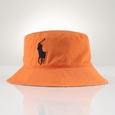 Cotton Reversible Bucket Hat