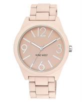 Nine West Watchme Bracelet Watch