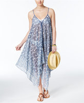 Jessica Simpson Patched Up Cover-Up Dress