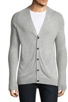 Theory Knitted Buttoned Cardigan