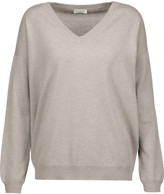 Brunello Cucinelli Beaded cashmere sweater