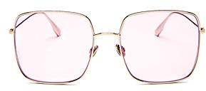 Christian Dior Women's Stellaire Oversized Square Sunglasses, 59mm