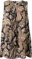 Etro floral print top - women - Silk - 46