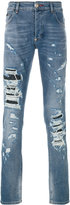 Philipp Plein Regular Cange Jeans
