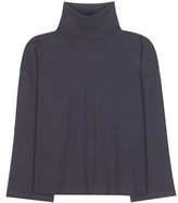 Acne Studios Lorna Cotton Turtleneck Sweater