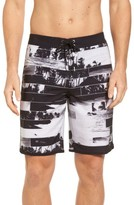 O'Neill Men's Hyperfreak Castaway Board Shorts