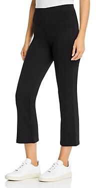 Hue Cropped Ponte Pants