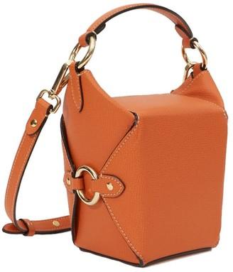 Jeff Wan Bucket Bag Orange Lunch Box 11