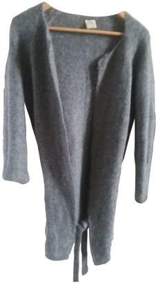 Des Petits Hauts Grey Wool Knitwear for Women