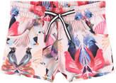 Molo UV sun protection printed beach shorts - Nalika