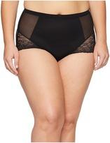 Spanx Plus Size Spotlight On Lace Brief Women's Underwear