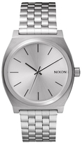 Nixon Time Teller Stainless Steel Watch