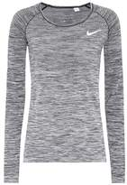 Nike Dri-Fit Knit long-sleeved top