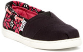 Toms Flake Knit Slip-On Shoe (Little Kid & Big Kid)