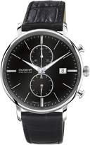 Dugena Premium Men's Quartz Watch Festa 7000181 with Leather Strap