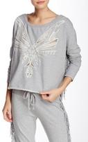 Amuse Society Zane Fleece Sweater