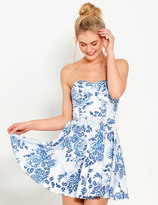 Dotti Fun Little Strapless Dress