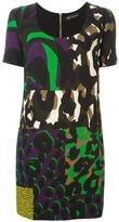 Versace 'Camoupard' dress