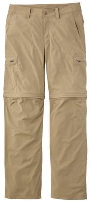 L.L. Bean L.L.Bean Men's Water-Resistant Cresta Hiking Zip-Off Pants