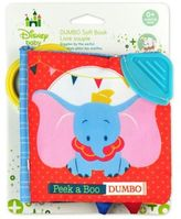 Disney Peek a Boo Dumbo Soft Book