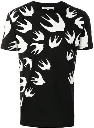 McQ large Swallows T-shirt