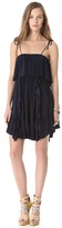 T-Bags Tbags los angeles Ruffled Dress