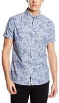 Pepe Jeans Men's DALMORE Regular Fit Short Sleeve Casual Shirt