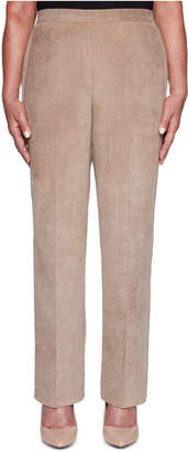 Alfred Dunner Petite First Frost Corduroy Short Pants
