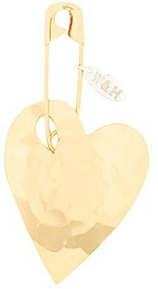 Wouters & Hendrix My Favourite heart pendant brooch