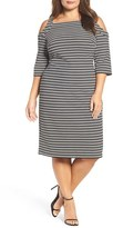Gabby Skye Plus Size Women's Sheath Dress