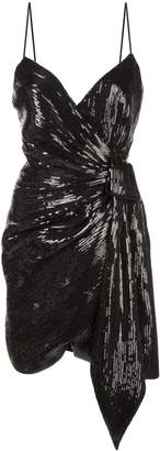 retrofete Mary sequin embellished dress