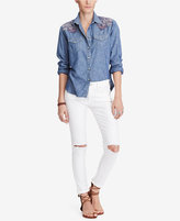 Denim & Supply Ralph Lauren Cotton Chambray Shirt