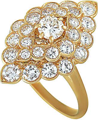 Van Cleef & Arpels 18K 2.17 Ct. Tw. Diamond Ring