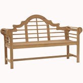 Asstd National Brand Canaveral 5' Outdoor Teak Bench