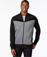 Sean John Colorblocked Sport Bomber Jacket