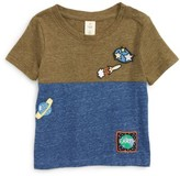 Tucker + Tate Infant Boy's Patches Color Block T-Shirt