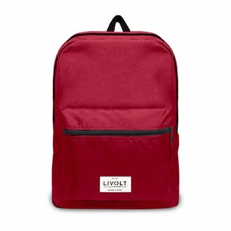 Livolt Rio Red Backpack Unisex Adult