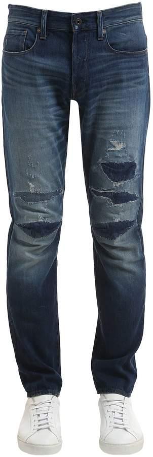 G Star 3301 Tapered 3d Denim Jeans