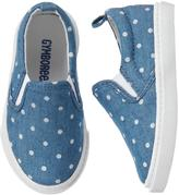 Gymboree Dot Sneakers