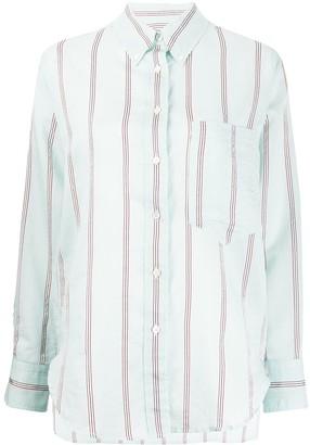 Etoile Isabel Marant Yvana striped shirt
