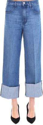 J Brand Long Hem Jeans