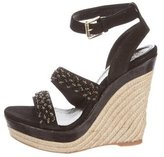 Jean-Michel Cazabat Espadrille Wedge Sandals