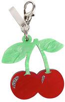 Edie Parker Cherries Bag Charm