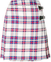 House of Holland checked skirt
