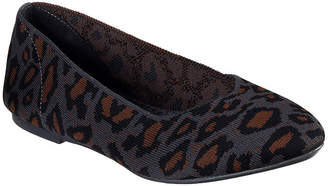 Skechers Womens Cleo-Claw-Some Ballet Flats